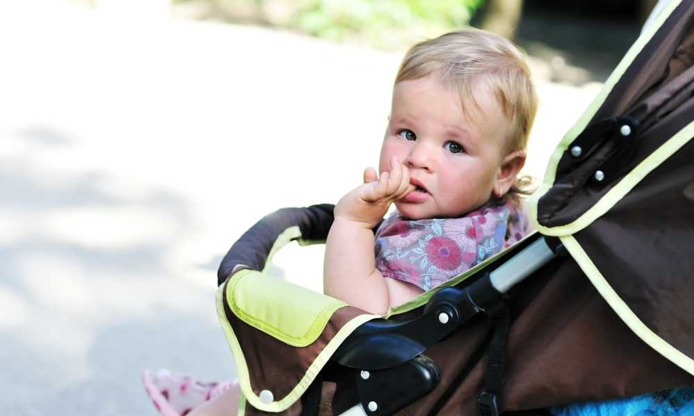 When Can You Put Your Baby in a Stroller Without a Car Seat?