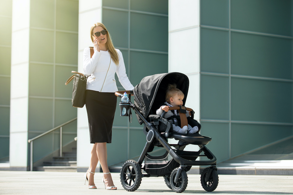 urban chicco stroller review