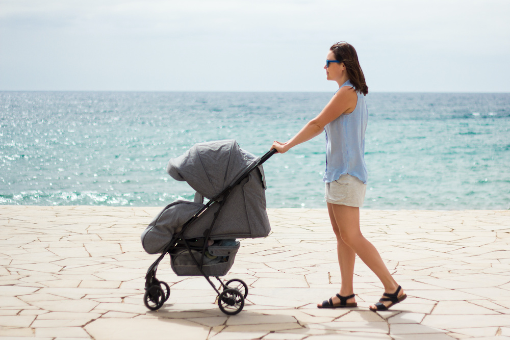 what is the weight limit for an umbrella stroller